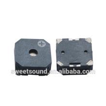 Cuadrado micro smd buzzer 8.5 * 8.5mm transductor magnético pequeño zumbador