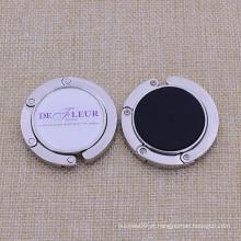 Impressão epoxi logotipo gancho bolsa com alta qualidade saco gancho venda por atacado