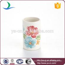 YSb50047-01-t chinesischen Stil Steinzeug Bad Tumbler Produkte