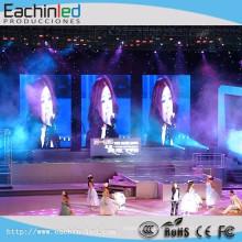 Hochzeits-Stadiums-Hintergrund-Dekoration-farbenreiches smd führte Videowand