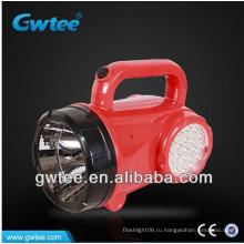 Супер яркий портативный светодиодный прожектор, аварийный прожектор
