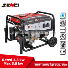 Low Noise Silent 3hp 6.5hp 7hp 7.5hp 13hp 14hp 16hp 24hp 31hp Generating Machine Generator set