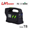 Автомобильная стартерная аккумуляторная батарея 24 В литиевая аккумуляторная батарея стартерная портативная автомобильная зарядка с воздушным компрессором
