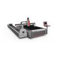 2000W Fiber Laser Cut Metal Board Rotary Tube