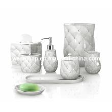 Accesorio de baño de la tapa-grado de la porcelana (WBC0634A)