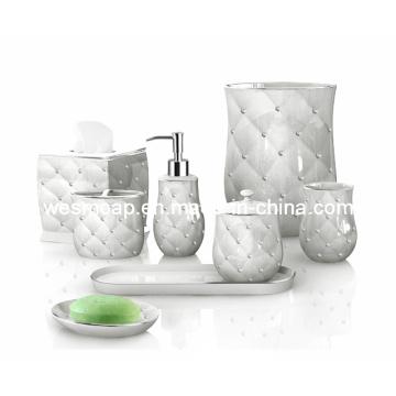 Top-Grade Porcelain Bath Accessory (WBC0634A)