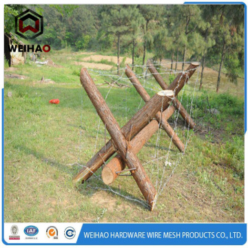 BTO-22 Hot-dipped Galvanized Razor Barbed Wire