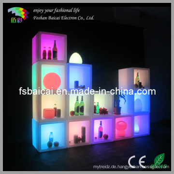 LED Cube Regal (BCR-151C)