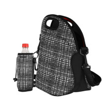 Office neopreen Lunch Tote tas met schouderriem