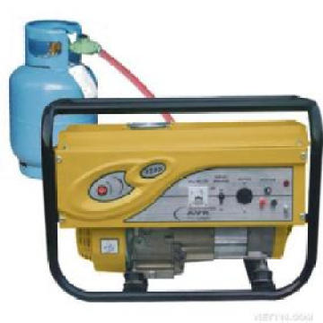 Gasoline, Gas Standby Generator HH2650-B