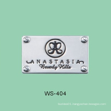 Logo, Zinc Alloy Label, Accessories