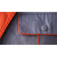 Algodón del poliester tela cruzada trabajador uniforme tela
