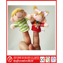 Милые мини-игрушки палец игрушки куклы для подарок ребенку