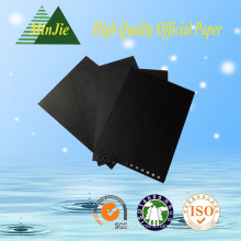 Custom High Grade Good Quality Black Cardboard