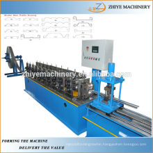 Colored Steel Roller Door Rolling Forming Machinery