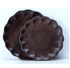Nice Wooden Serving Plate