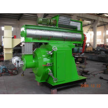 0.75kw 100 - 200 Kg/h Biomas Straw, Sawdust Wood Biomass Pellet Machine Hkj32j