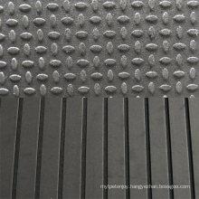 Anti Slip Walking Area Eco Diamond Rubber Stable Cow Mat