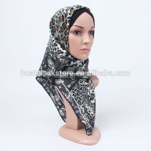 2014 nouveau design photos de léopard turc de hijab