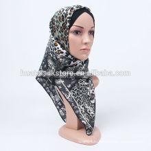 2014 новый дизайн турецкий леопард фотографии хиджаба