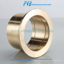 500 oilless de deslizamento que carrega, rolamento oilless de bronze, bucha de bronze do molde SAE430B