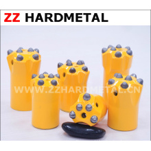Coal and Rock Drilling Taper Button Drill Bit