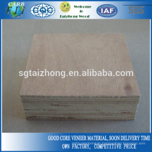 40mm Okoume Veneers Plywood Used For Door
