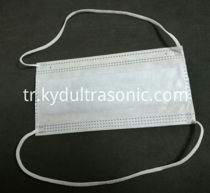 surgical head-strap mask machine