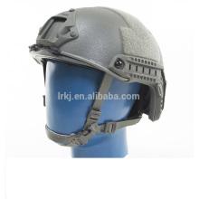 RÁPIDO casco balístico ligero kevlar casco militar a prueba de balas