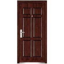 Portas de madeira de aço