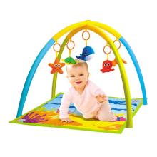 Soft Seaworld Baby Spielmatte mit Fitness-Rahmen (10217389)