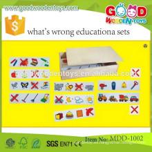 Find it juegos original version- green ends OEM find it juegos kids version- red ends what's wrong juegos educativos MDD-1002