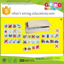find it games original version- green ends OEM find it games kids version- red ends what's wrong educational sets MDD-1002