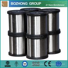 E (R) Nicrmo-3 fil de soudure de fil d'acier inoxydable