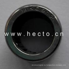 Rodamiento de rodillos métrico de aguja de la taza dibujada HK0912 para el elevador