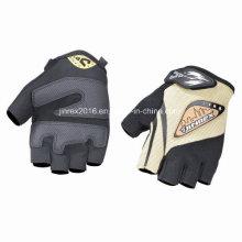 Radfahren Halbfinger Sport Fahrrad Fahrrad Fahrrad Sport Ausrüstung Handschuh Gel Padding Geschenk Mountain Bike Fingerless Sport tragen Jw09c011