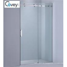 Pantalla simple de la ducha del cuarto de baño con la norma de Australia / de la UE (AKW05-D)