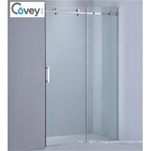 Simple Bathroom Shower Screen with Australia/ EU Standard (AKW05-D)