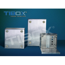 2015 Tibox Hot Sales Wasserdicht Edelstahl Terminal Box IP66