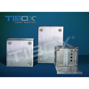 2015 Tibox Hot Sales Wasserdicht Edelstahl Terminal Box IP66