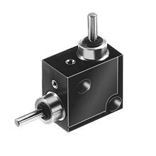 Small Straight Bevel Gearbox for Transmission Parts