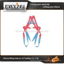 l'usine de la vente directe de chasse de harnais de sécurité des fabricants