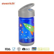 Everich 350ml Tritan BPA Bouteilles d'eau écologiques en plastique gratuites
