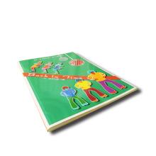 Impressão de livro de fotos de papelão personalizado novo design
