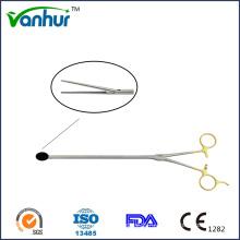 Инструменты для торакоскопии Инструменты для торакотомии Прямые щипцы для дебакии