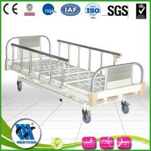 MDK-T214 Manual Adjustable Beds with Aluminium Headboard with extra narrow