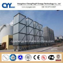 High Pressure LNG Liquid Oxygen Nitrogen Argon Ambient Gas Vaporizer