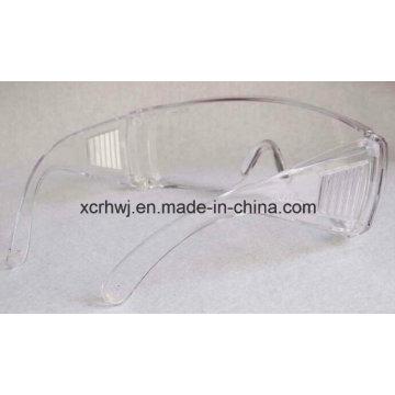 Schutzbrillen, Brillen, Ce En166 Schutzbrillen, PC Objektiv Sicherheitsbrillen Lieferanten