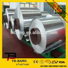 Aluminium coil used as construction material