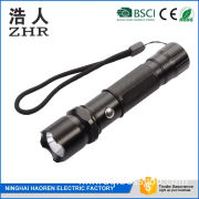 Super Bright 18650/26650 Long Range Torch Outdoor Waterproof T6 LED Rechargeable Flashlight for Hunting